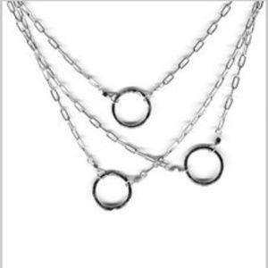 Adina Long Chain Necklace